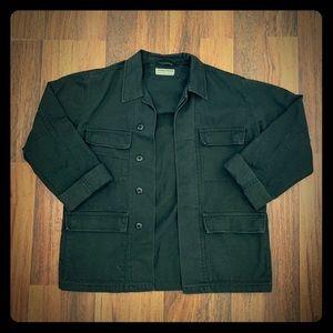 American apparel black jacket